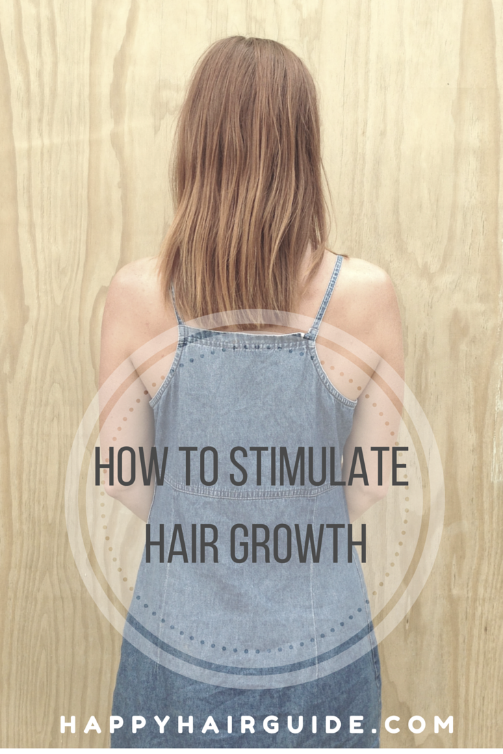 Tips on how to stimulate hair growth naturally