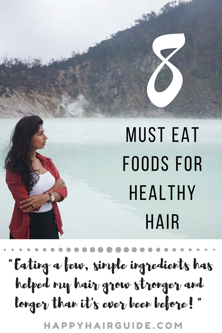 Must Eat Food for Healthy Hair