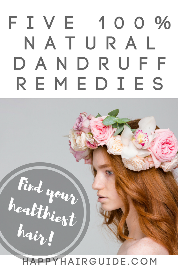 5 natural dandruff remedies