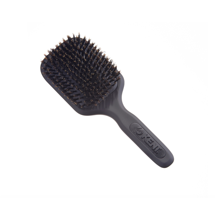 Boar Bristle Brushes Effectively Smooth Lift And Help Redistribute Oil Throughout The Hair